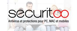 Securitoo - Protégez vos PC, Mac et mobiles