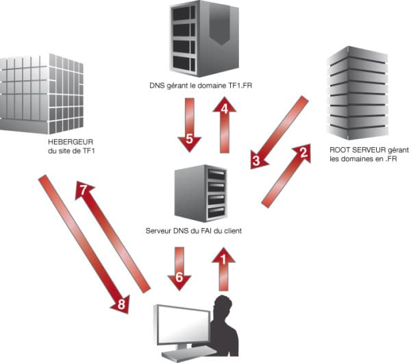 Tout Savoir Sur La Terrasse En Bois Thermo Modifié: Tout Savoir Sur Les Serveurs DNS