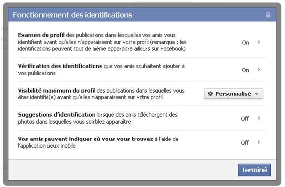 Facebook A Change Comment Configurer Votre Compte Sans Vous Y