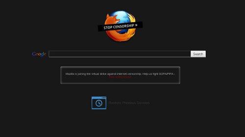MozillaSOPA