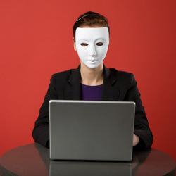 anonymat, Google