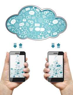 mobiles partage
