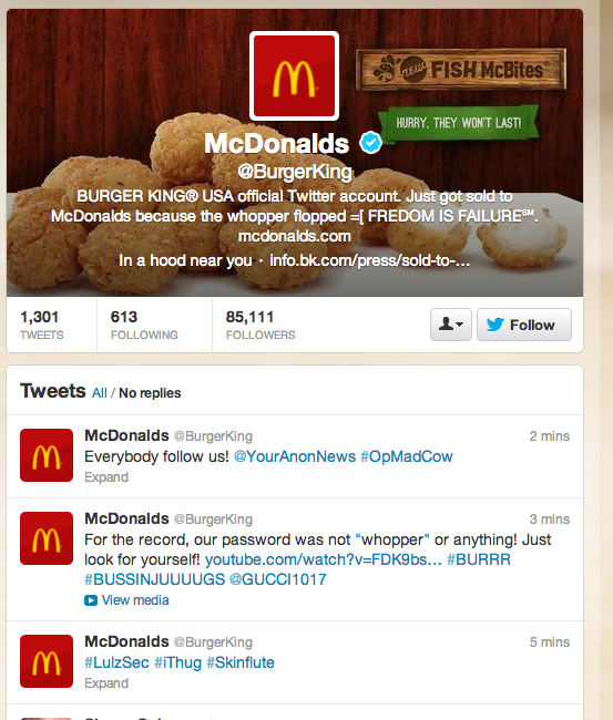 compte burgerking