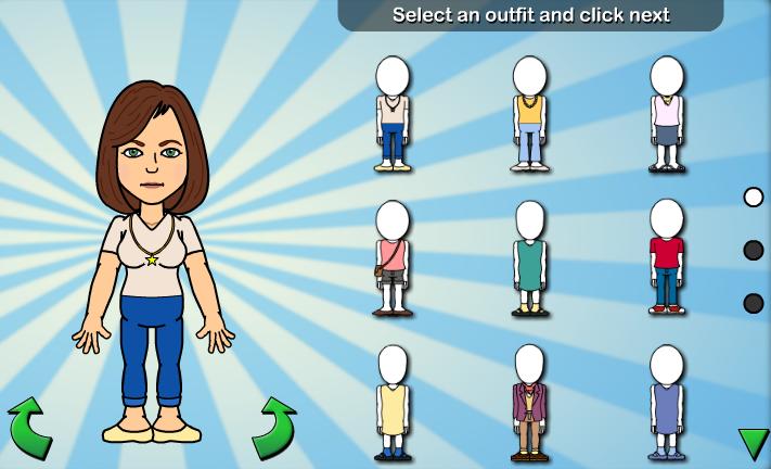 bitstrips avatar
