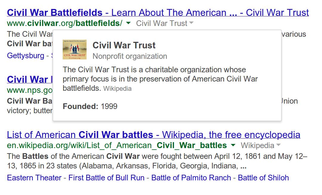 google pop up