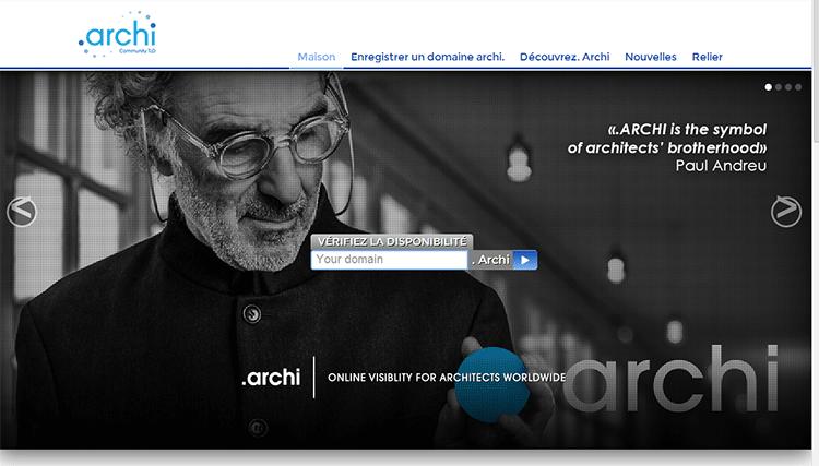 architecte .archi