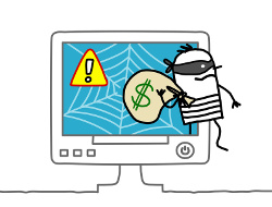 usurpation d'identité phishing