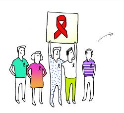 .hiv sida virus