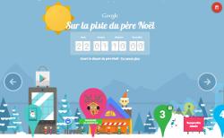 google santa tracker site
