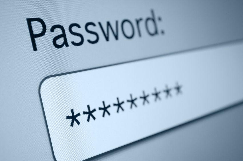 question secrète mot de passe