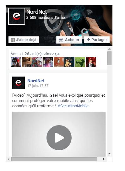 facebook pack site