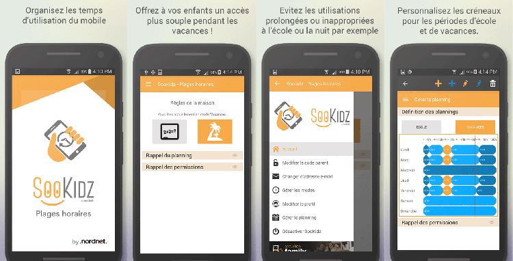 application mobile sookidz