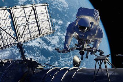 scam arnaque astronaute