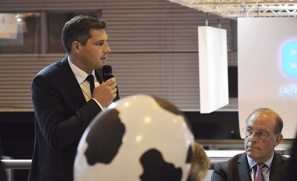 Christophe Outier, Directeur Commercial de Nordnet.