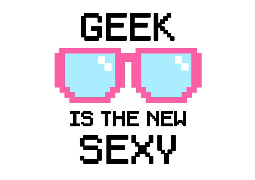 geek is sexy