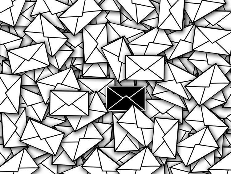 reconnaître spam