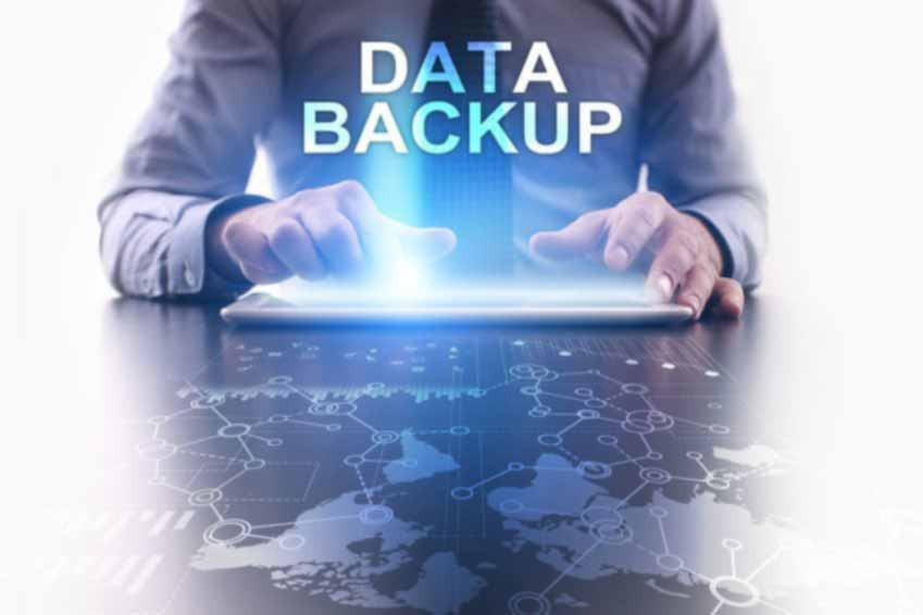 data backup sauvegarde données