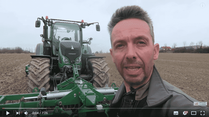 youtube thierry agriculteur d'aujourd'hui