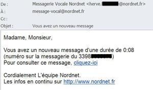 spam nordnet
