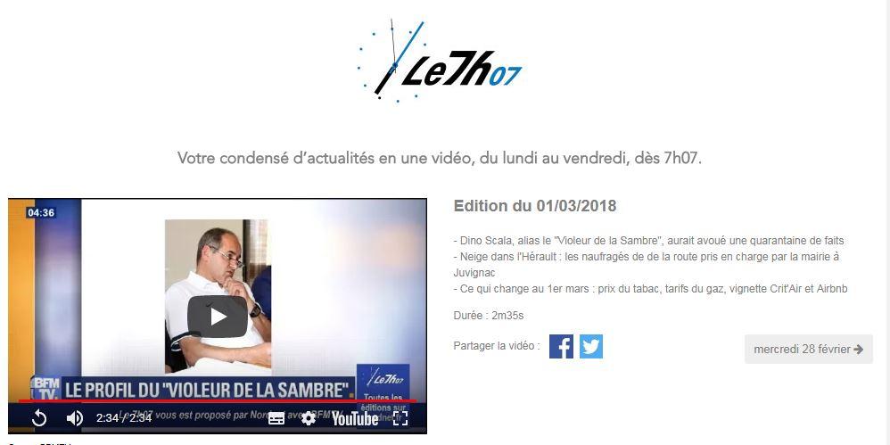 actualités nordnet.fr
