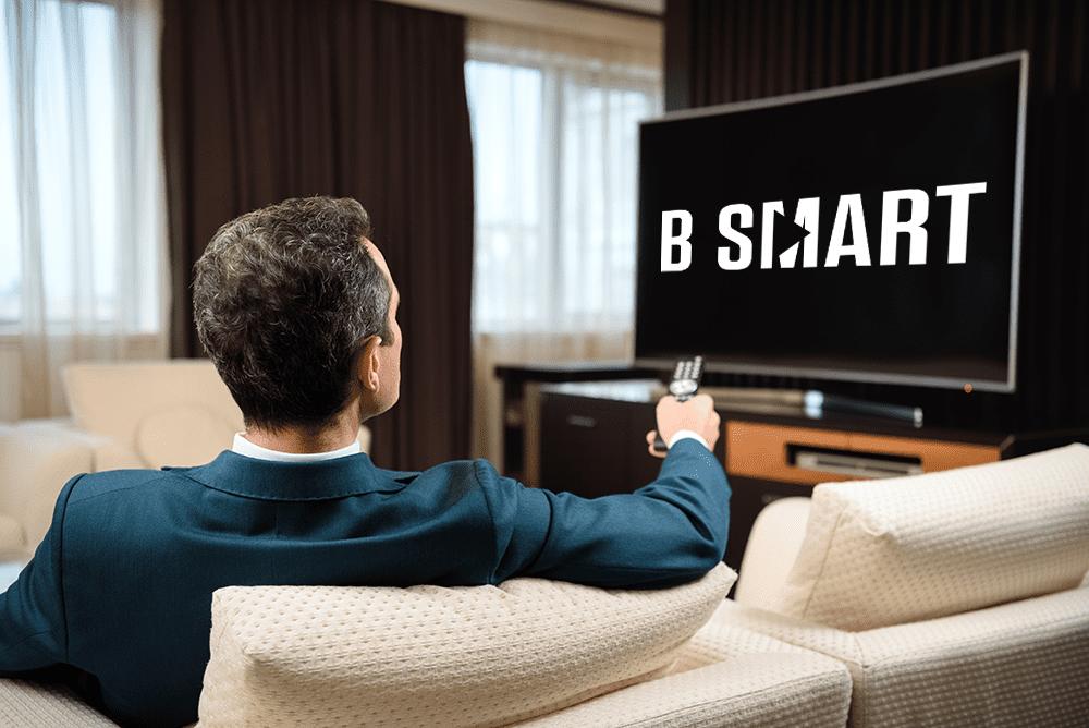 nordnet tv chaînes télé b smart
