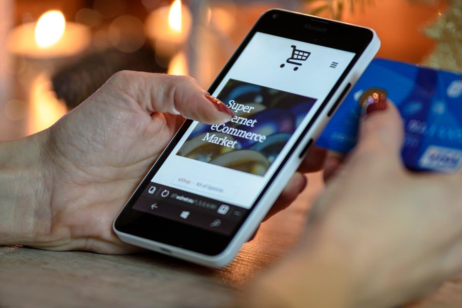 shoping en ligne internet danger protéger achats en ligne